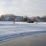 Die Schlei ist auch im Winter traumhaft schön!