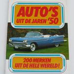 Auto's uit de jaren '50. Kjell Broberg, 1979.