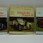 Klassische Wagen 1, 2 en 3. Hallwag, zeventiger jaren.
