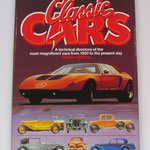 The Encyclopedia of the World's Classic Cars. Graham Robson, 1977.