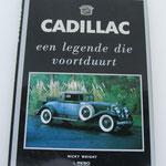 Cadillac een legende die voortduurt. Nicky Wright, 1991.