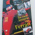De race historie van Ferrari 1898-1998. Roberto Boccafogli, 1997.