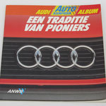 Audi Album ANWB Autokampioen / Pon, 1987.