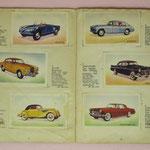 Wat is dat voor een auto. Deel 3 Auto encyclopaedie voor de jeugd Informatie over auto's Deel 3 (1956) met 96 kleurenplaatjes. Uitgegeven door Hus beschuit.