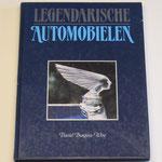 Legendarische Automobielen. David Burgess-Wise, 1989.