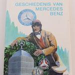 Geschiedenis van Mercedes-Benz. Yvette en Jacques Kupélian, 1981.