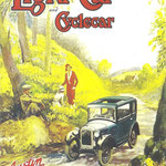 The Light Car and Cyclecar. Een nummer uit 1930.
