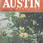 The Austin Magazine & Advocaté. Een uitgave uit 1952.