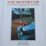 The Motor Car. An illustrated international history. David Burgess Wise, 1977.