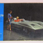 Auto's speelgoed de mensheid deel 2, 1962. Amerika, Engeland, Zweden, Japan, e.a. Uitgegeven door United Tobacco Agencies.