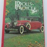 Glans en glorie van Rolls-Royce. G.N. Georgano, 1984.
