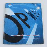 Op Weg. NVWB, 1987. Dit boek is te koop, prijs € 4,00 email: automobielhistorie@gmail.com