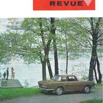Renault Revue, 1964.