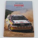 Beroemde Duitse Auto's. Peter Roberts, 1985. Dit boek is te koop, prijs € 6,00 email: automobielhistorie@gmail.com