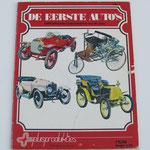 De eerste auto's. Cyril Postumus, 1976.