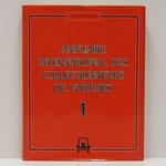 Annuaire International des Collectionneurs de Voitures 1, 1985-1986. (International Car Collectors' Yearbook)