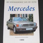 De geschiedenis van de auto, Mercedes. George Bishop. 1991.