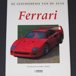 De geschiedenis van de auto, Ferrari. Godfrey Eaton. 1991.