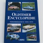 Oldtimer Encyclopedie. Personenauto's 1945-1975. Rob de la Rive Box, 1998.