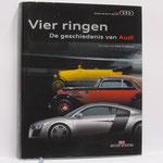 Vier ringen. De geschiedenis van Audi. Audi AG, 2009.
