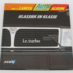 Deel 5: Lancia Album ANWB Autokampioen, 1985.