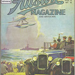 The Austin Magazine and Advocate. A Journal of Road Travel. Een uitgave uit 1931.