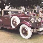 Hispano Suiza H4B uit 1924 met een carrosserie van Kellner.