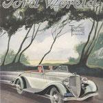 Ford Wereld, 1934.