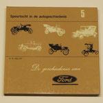 De geschiedenis van Ford. B.H. Heldt, 1971.