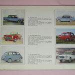 Auto's speelgoed de mensheid deel 1, 1961. Duitsland, Frankrijk, Italië. Uitgegeven door United Tobacco Agencies.