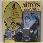 Auto's uit de jaren dertig & veertig. Michael Sedgwick, 1979.