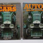 Pictorial History of Cars. Peter Roberts, 1977 en de Nederlandse  vertaling Auto's door de jaren heen uit 1978.