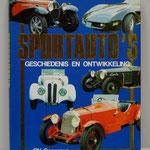Sportauto's Geschiedenis en Ontwikkeling. G.N. Georgano, 1987.
