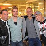Michael Rumerstorfer, Manuel Weber, Patrick Wolf & Me (c) Andreas Tischler
