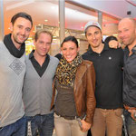 Clemens Doppler, Alex Horst, Mirna Jukic, Matthias Mellitzer & Nik Berger (c) Andreas Tischler
