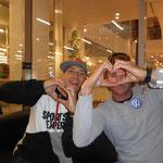 Me & Bjoern Dunkerbeck (c) Andreas Tischler
