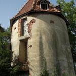 Ancien moulin tour du XIXème siècle, reconverti en pigeonnier. www.region-midipyrenees.com © copyright Joël BLANCHOT