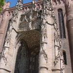 Albi - Cathédrale Sainte Cécile  - www.region-midipyrenees.com © copyright Joël BLANCHOT