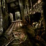 Au bout du couloir.....