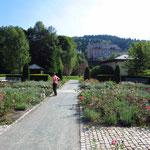 Rosarium im Kurpark