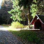 Schutzhütte am Enderleinweg