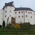 Ansicht vom Burggarten