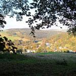 Blick auf den Ort