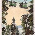 Am 28. Dezember 1924 ging die erste Seilschwebebahn Deutschlands in Betrieb