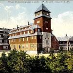 Neues Fichtelberghaus
