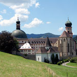 Münstertal /Schwarzwald / Klosterkirche