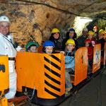 Bergwerk Finstergrund in Wieden bei Schönau