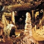 Tropfsteinhöhle in Hasel/Wiesental