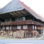 Bauernhof Museeum in Wembach