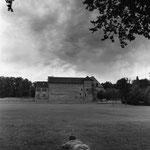 Abbaye de Maubuisson, le liseur
